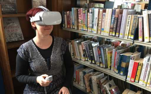 The BBC is Touring UK Libraries With its VR Experiences