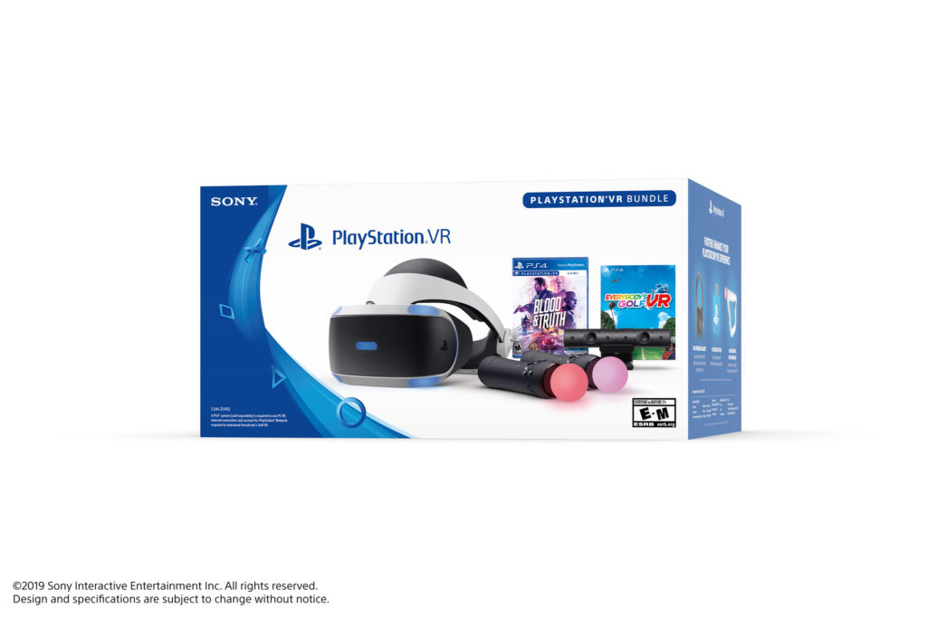 Two new PlayStation VR Bundles Are Coming in May