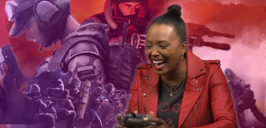 Aisha Tyler on Archer's 10th season, her career as a director, and teabagging in Rainbow Six Siege
