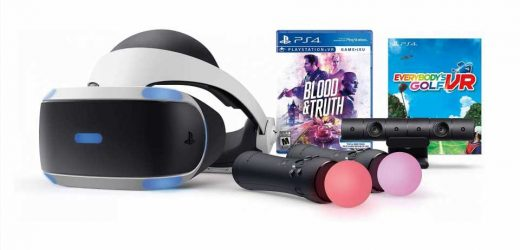 'Blood & Truth' PSVR Hardware Bundle Now Available for Pre-order, Launching Tomorrow – Road to VR