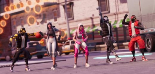 Jordans Make Their Way Into Fortnite