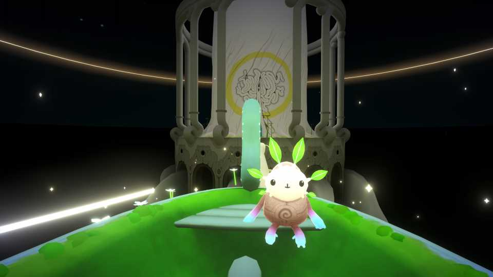 'Cosmic Trip' Studio Unveils Musical Gardening Game 'Fujii' for Quest & PC VR – Road to VR