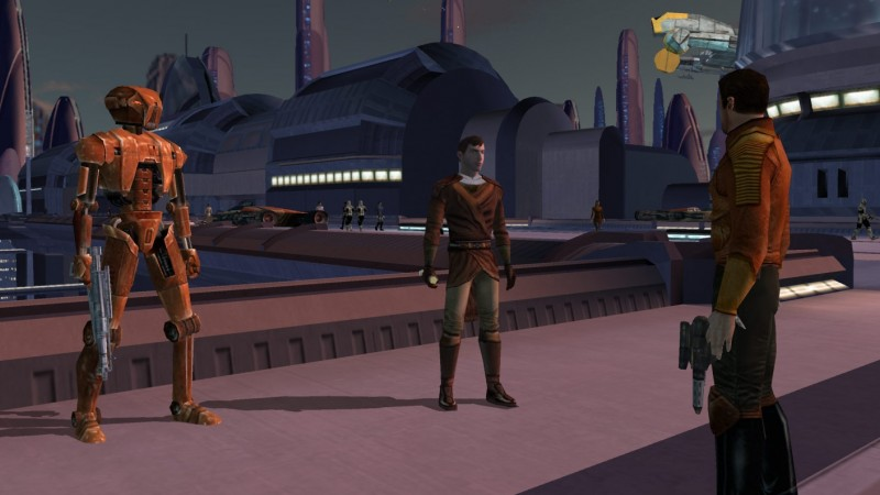 Report: Star Wars Game Knights Of The Old Republic Getting A Movie Adaptation