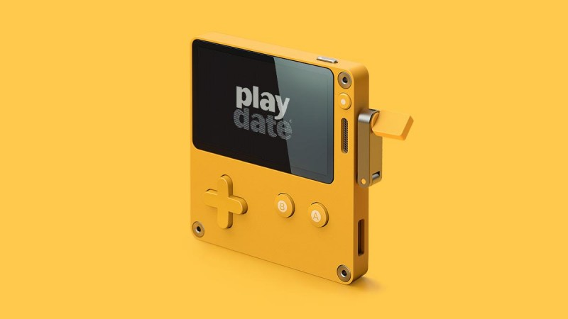 Firewatch Publishers Introduce Inexplicably Crank-Based Gaming Handheld