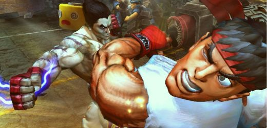 Tekken X Street Fighter Is 'Harder to Justify' After Tekken 7's Success