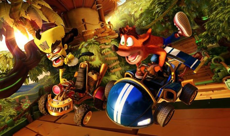 Crash Team Racing Nitro-Fueled review: Has Mario Kart lost its crown?