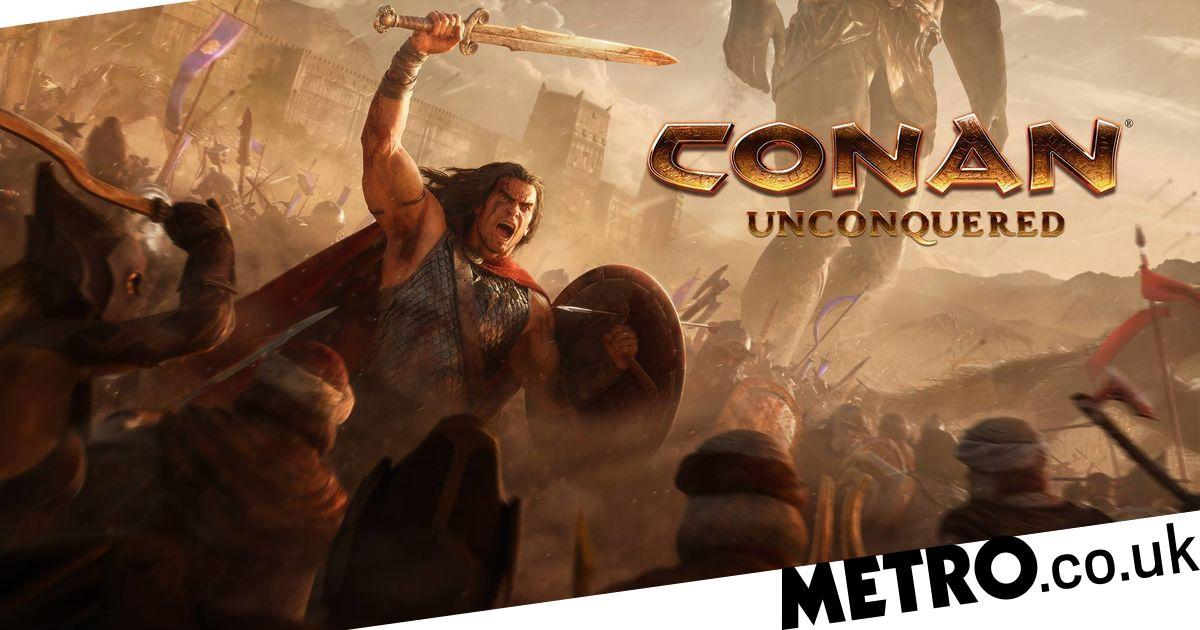 Game review: Conan Unconquered is a survival-based RTS