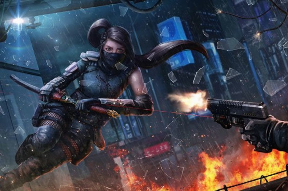 Sairento VR Review: Possibly the best VR game you've never heard of?