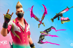 Fortnite shop update: Summer Drift skin set available before 14 Days of Summer start time