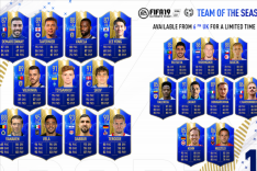 FIFA 19 TOTS ROTW Ultimate Team Revealed: New FUT Player upgrades from EA Sports