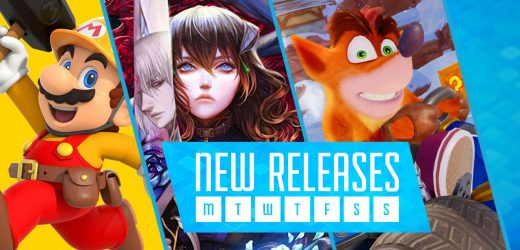 Top New Games Releasing On Switch, PS4, Xbox One, And PC This Month — June 2019