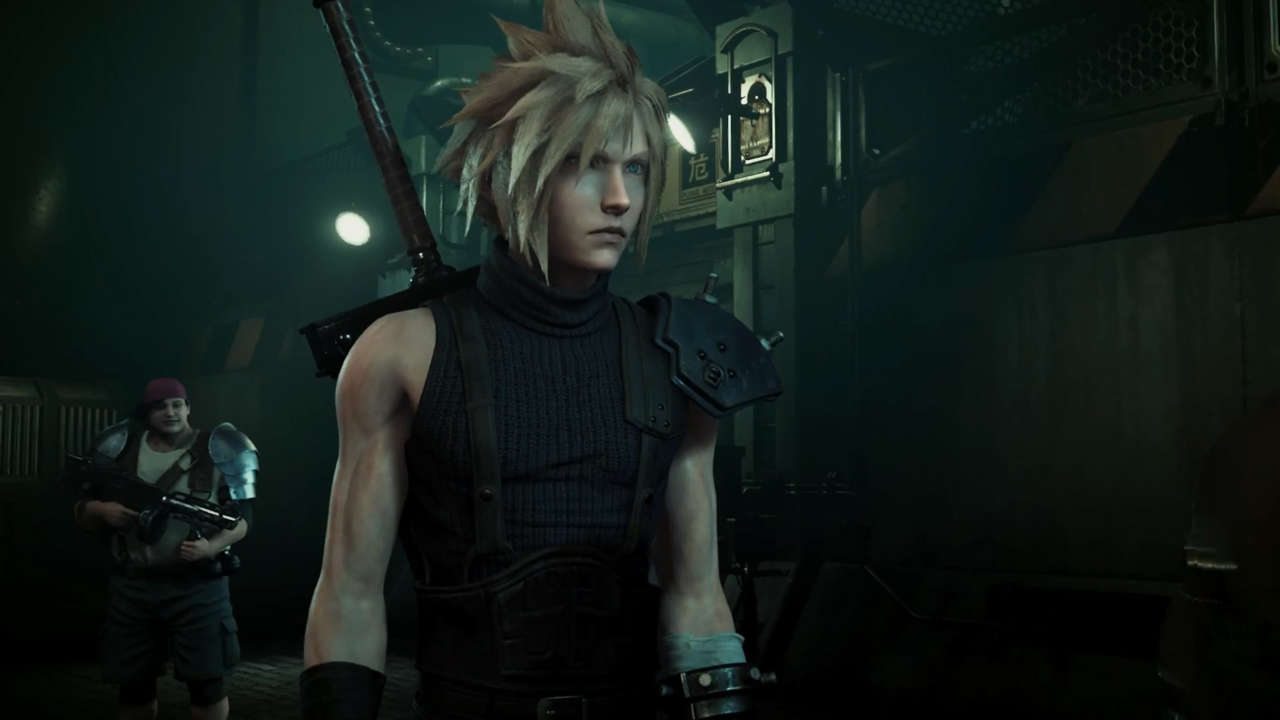 Final Fantasy 7 Remake Comes On Two Blu-Rays, Square Enix Confirms At E3 2019