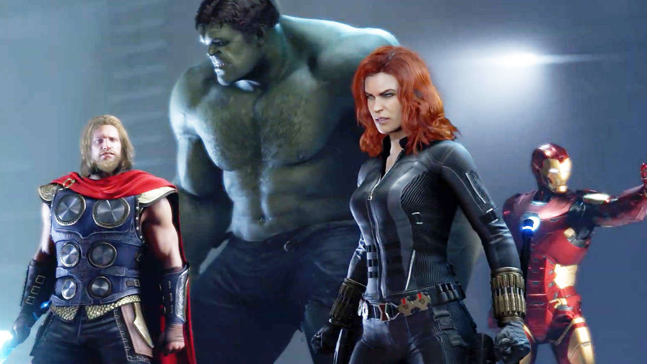 Avengers Game At E3 2019: The Internet Was Not Kind To Square Enix's Reveal Trailer