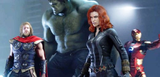Marvel's Avengers Game: The Internet Isn't Being Kind To Square Enix's E3 2019 Reveal Trailer