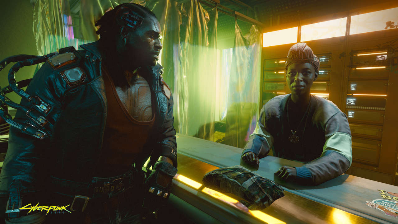 Cyberpunk 2077 Features Multiple Endings