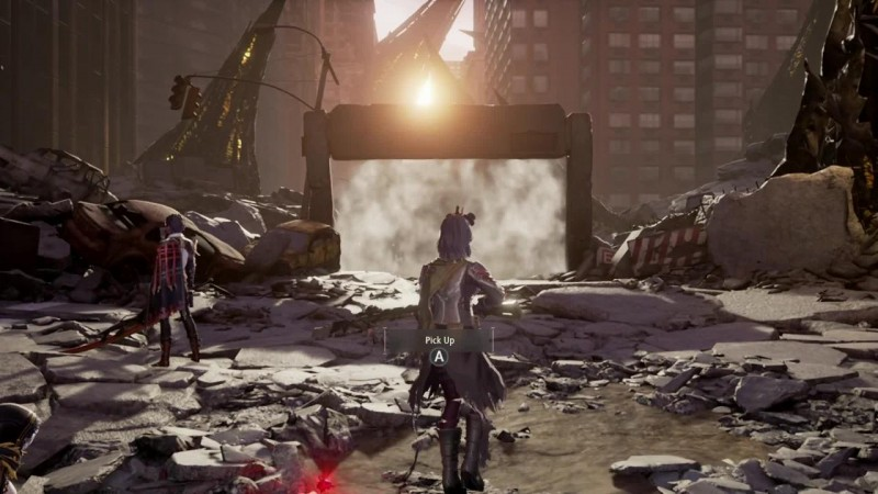 Code Vein Releases This September