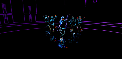 America's Got Talent Troupe Light Balance Goes Virtual With AmazeVR