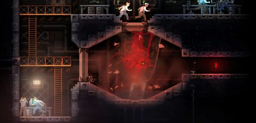 Carrion is a monstrous, slinky game of evil Metroidvania