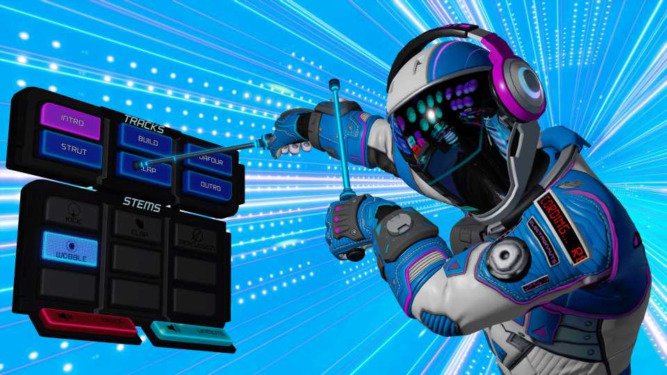 DJ Platform 'Electronauts' Now on Oculus Quest with Cross-Buy – Road to VR