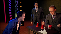 Preview: Penn and Teller VR: Frankly Unfair, Unkind, Unnecessary & Underhanded