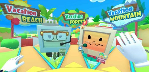 Vacation Simulator Launches Today on PSVR