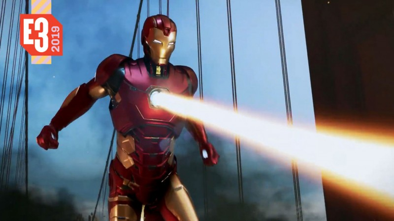 We React To Square Enix's Avengers Reveal