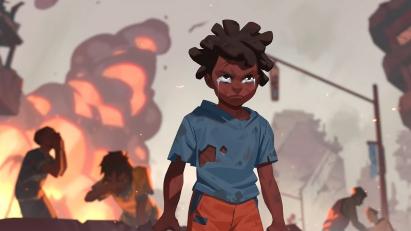New Baptiste Short Story Gives Insight Into Recent Overwatch Character