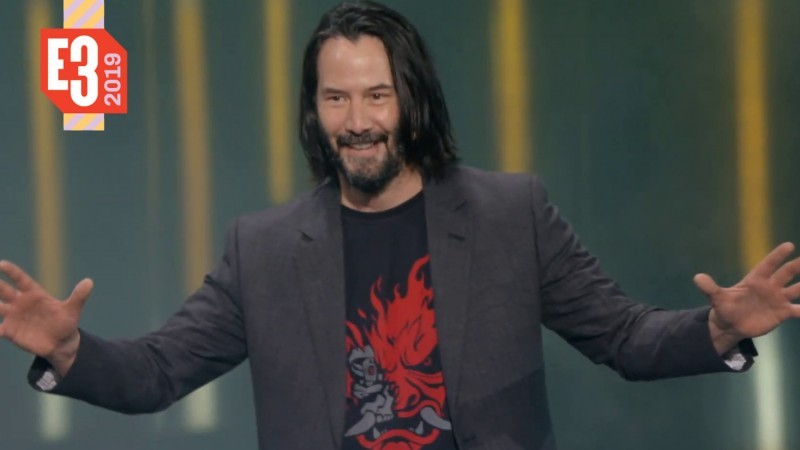Unpacking Keanu's Cyberpunk 2077 Cameo – E3 Kings