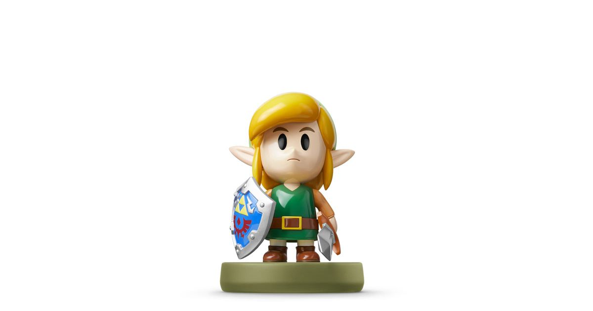 There's going to be an adorable Link's Awakening amiibo