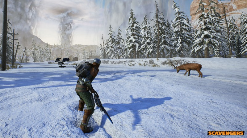 Scavengers Has An Interesting Multiplayer Premise, But Also Some Rough Edges