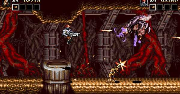 Contra-like Blazing Chrome is coming in July