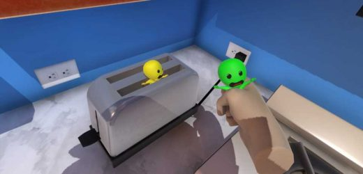 Takelings House Party is a Whimsical VR Party Game of Hide-and-seek