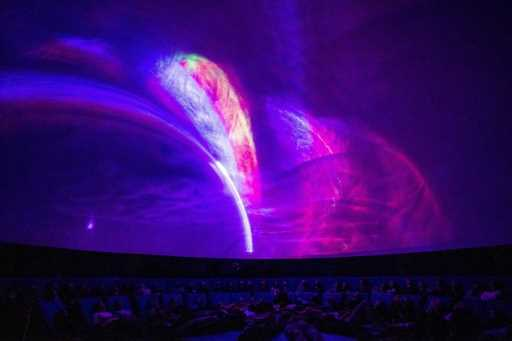 Immersive Film Exhibition The New Infinity Coming to Wisdome LA for one Night Only