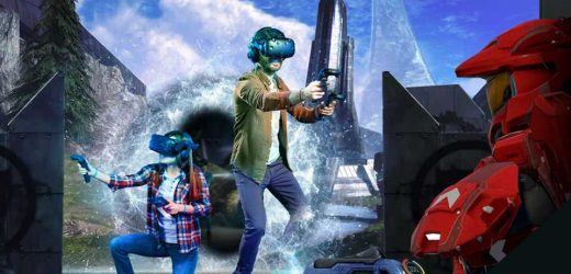 'Halo' VR Multiplayer Shooter Coming to Location-based Halo Event – Road to VR