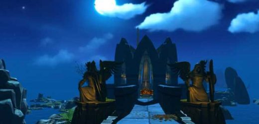 """Indie VR Gem Vanishing Realms to Get a """"full expansion within weeks"""""""