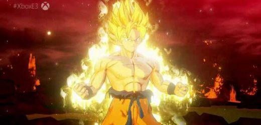Microsoft unveils first look at Dragon Ball Z Kakarot, out next year