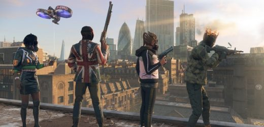 Four Reasons Why Legion Could Be The Watch Dogs Game We've Been Waiting For