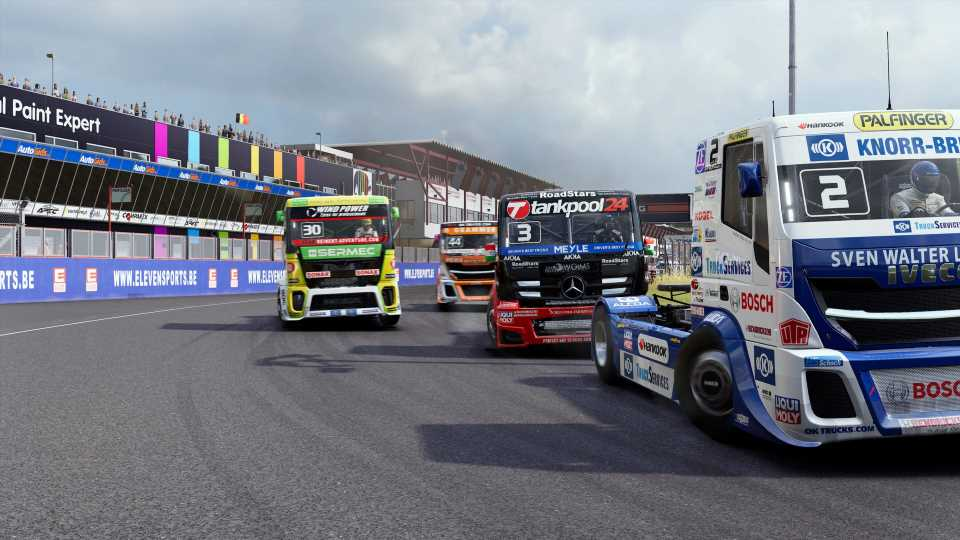 FIA European Truck Racing Championship Review: A Promising (but Niche) Rookie Debut