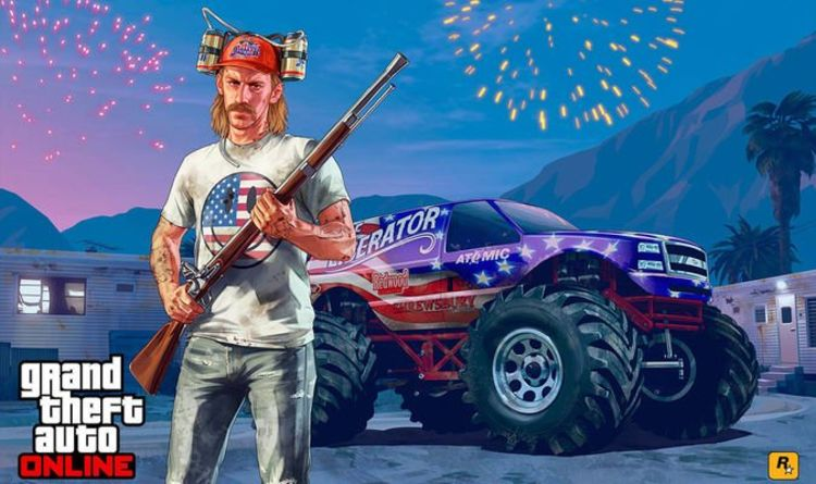 GTA 5 Online July 4 COUNTDOWN: Independence Day event, start time, rewards
