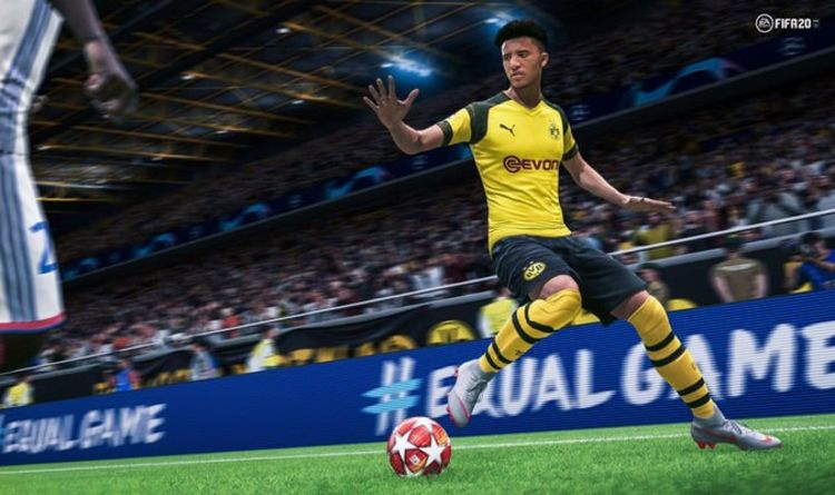 FIFA fans disappointed by new FIFA 20 gameplay leak