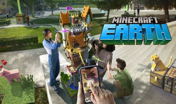 Minecraft Earth release date BOOST: How to play Pokemon Go rival early