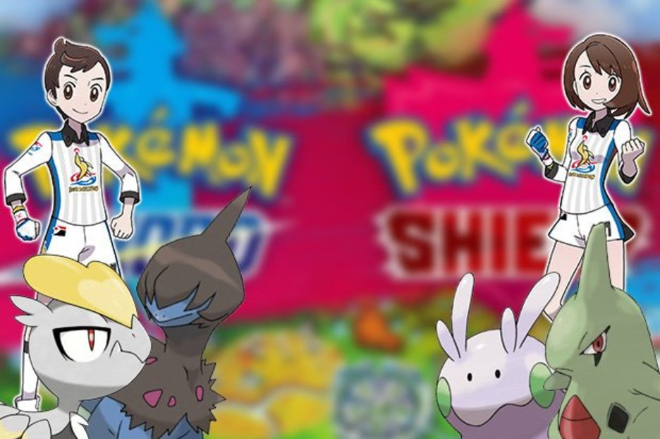 Pokemon Sword and Shield: Version exclusive Pokemon, Gym Leaders revealed for Switch RPG