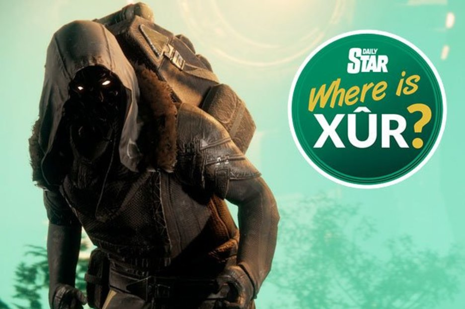 Destiny 2 Xur Location, Exotic items for July 19 as Bungie reveal new Shadowkeep news