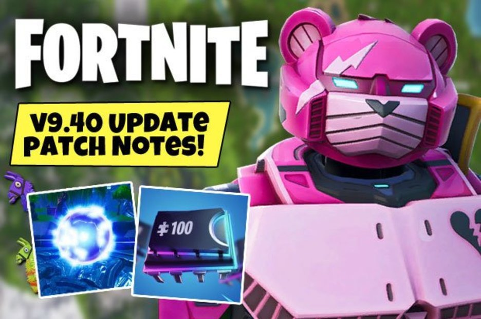 Fortnite Update 9.41 Patch Notes: Season 10 Teasers, New Map Changes and Fortbyte fixes?