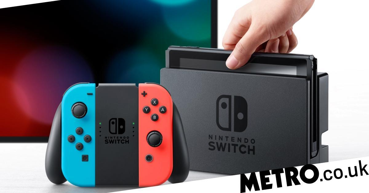 New Nintendo Switch with longer battery life out this September