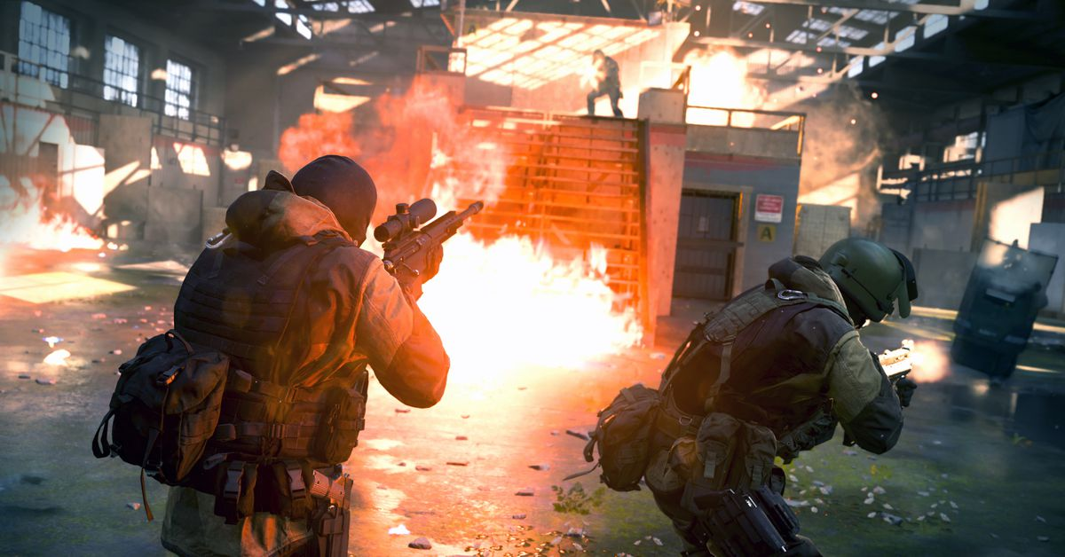 Call of Duty: Modern Warfare's new 2v2 mode is an antidote to battle royale fatigue