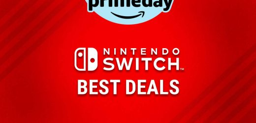 Nintendo Switch Prime Day Deals: Best Switch Games, Consoles On Sale (US)