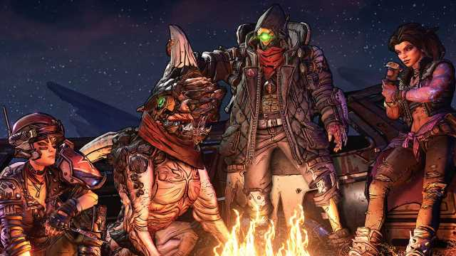 Borderlands 3 Trailer Sees Vault Hunters Dance In A Murderous Musical