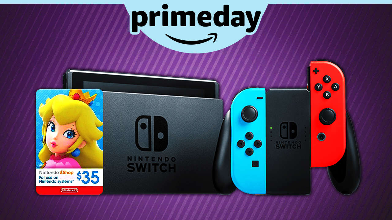 Nintendo Switch Prime Day 2019 Deal: Get $35 Free Eshop Credit With Purchase (US)