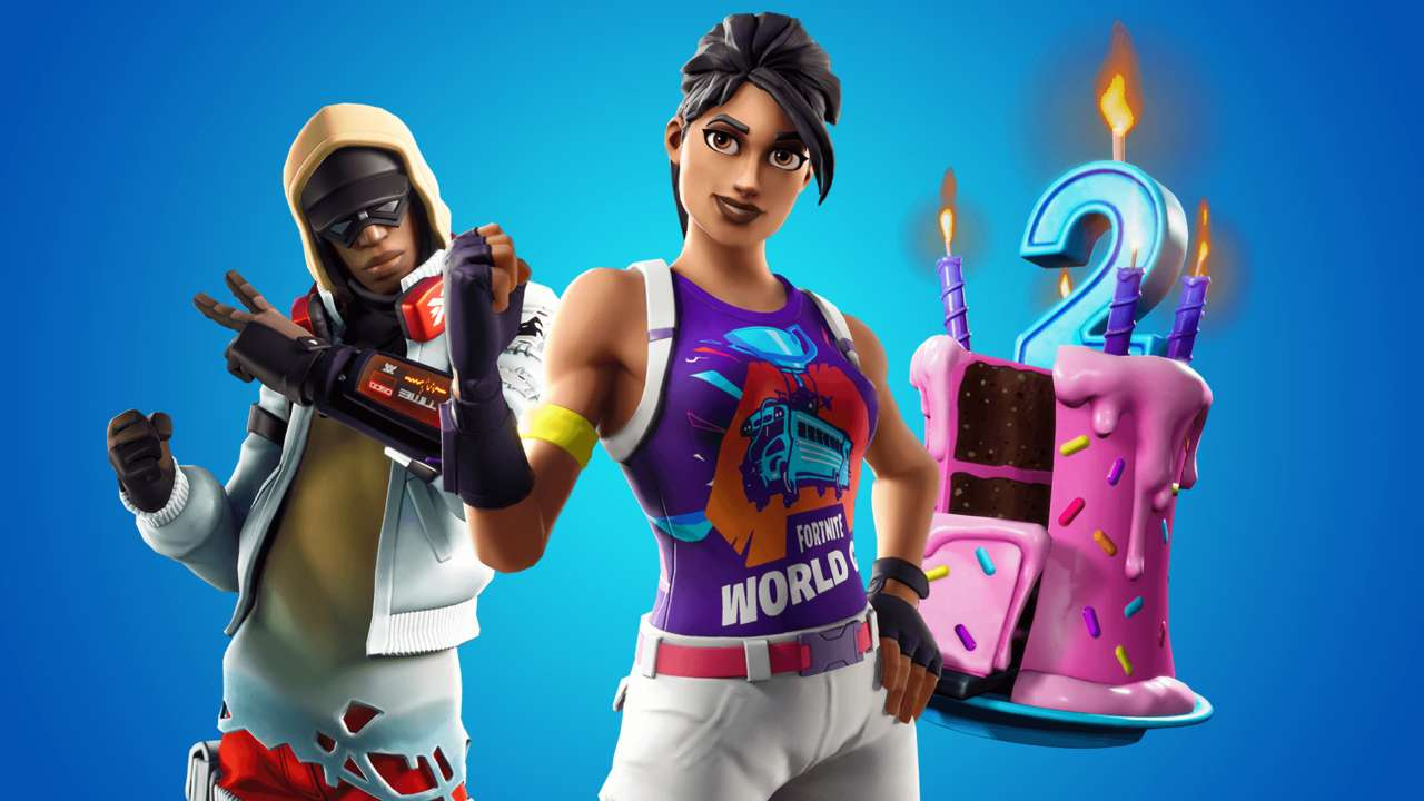 Fortnite Birthday Cake Locations Guide And Map: Where To Dance For Birthday Challenge